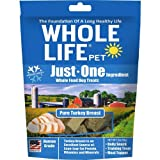 Cheap Whole Life Pet Single Ingredient Usa Freeze Dried Turkey Breast Treat For Dogs, 4-Ounce