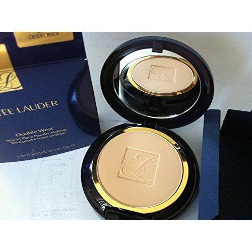 (Estee Lauder Double Wear Stay-in-place Powder Makeup 2n1 Desert Beige 0.42 Ounce)