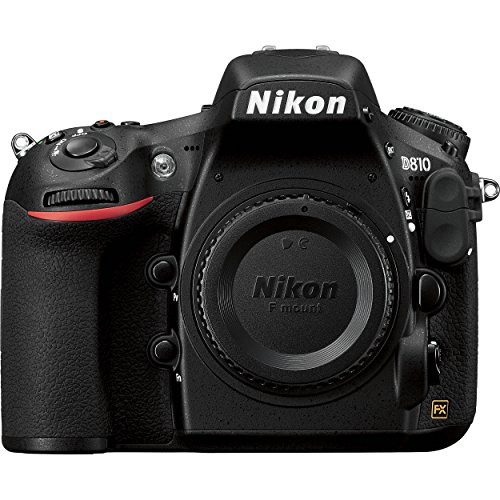 Nikon D810 FX-format Digital SLR Camera Body + Atomos Ninja-2 + 2 Extended Life Replacment Batteries + Charger + Mini HDMI Cable + Cleaning Cloth