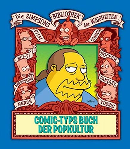 Die Simpsons Bibliothek Der Weisheiten  Das Comic Typ Buch