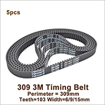 D/&D PowerDrive 505-5M-15 Timing Belt