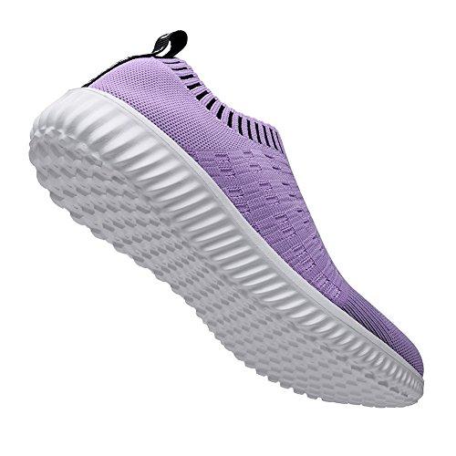 6701 TIOSEBON Purple Corsa da 41 EU Viola Scarpe Donna XTYBrXSq