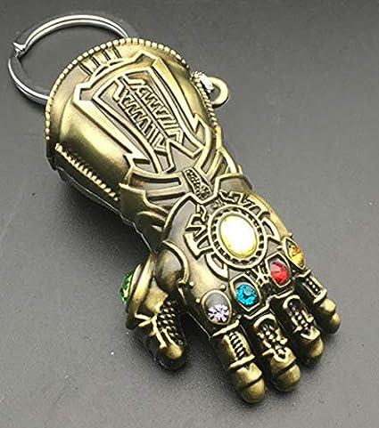 Mct12-1 - Llavero, diseño de Thanos Glove de los Vengadores ...