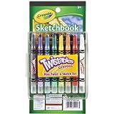 Crayola Twistables Twist 'N Sketch Set, Mini