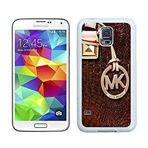Samsung S5 Protective Skin Case With Michael Kors 114 White Phone Case For Samsung Galaxy S5 I9600 G900a G900v G900p G900t G900w Cover Case