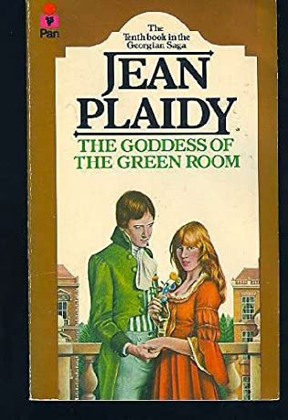 book cover of Goddess of the Green Room