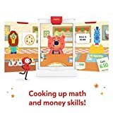 Osmo - Pizza Co. - Ages 5-12 - Communication Skills & Math - For iPad or Fire Tablet