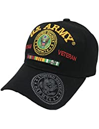 Official Licensed Military Army Hat by US Warriors