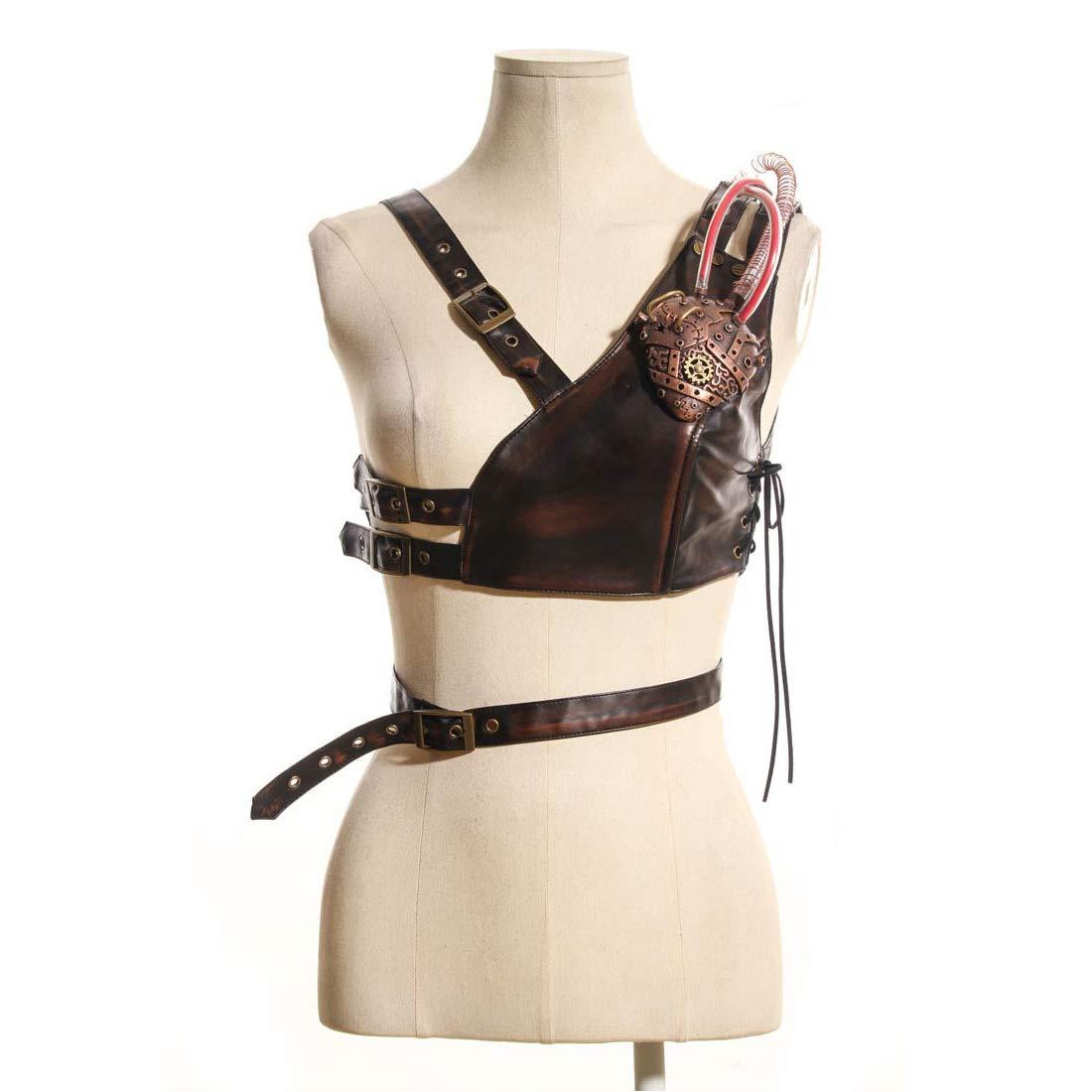 ropa mujer steampunk