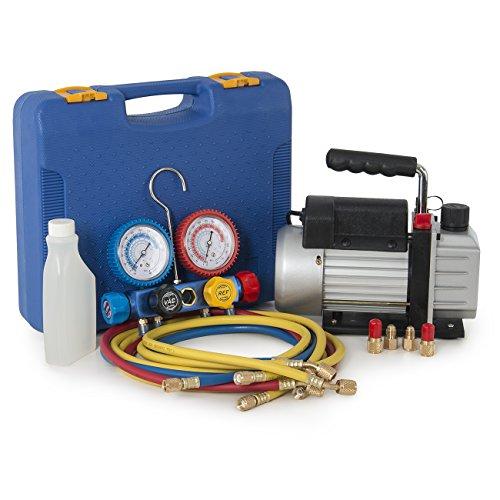 vacuum pump refrigerant r22 - 7