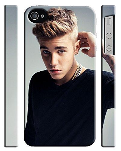 Justin Bieber for Iphone 4 4s Hard Case Cover (bieb4)