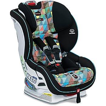 Amazon.com : Britax Marathon G4.1 Convertible Car Seat, Pink Giraffe ...
