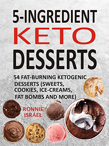Price On Amazon Keto-Friendly Dessert Recipes