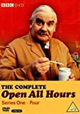 Open All Hours - Complete Series 1-4 Box Set [DVD]