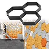 DeemoShop DIY Plastic Path Maker Pavement Mold