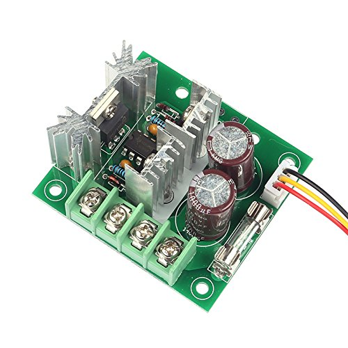 SainSmart 12V 40V Adjustable Motor Controller