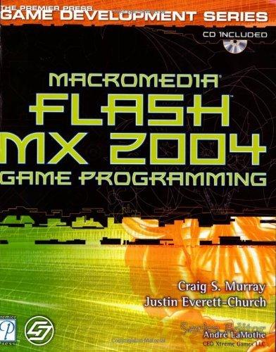 Macromedia Flash MX 2004 Game Programming (Premier Press Game Development) by Craig Murray - Mall Everett Shopping