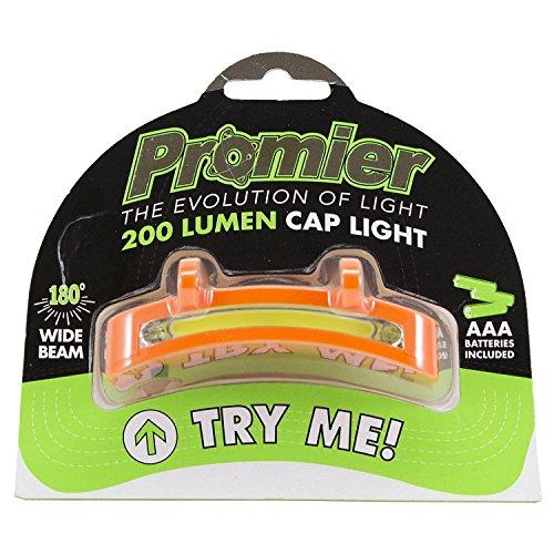 Promier 200 Lumen Light Orange