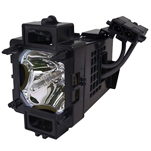 Lytio Premium for Sony XL-5300 TV Lamp with Housing F-9308-870-0 (Original Philips Bulb Inside)