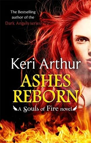 book cover of Ashes Reborn