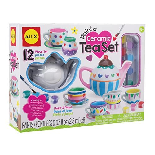 Cheap ALEX Toys Craft Paint A Ceramic Tea Set