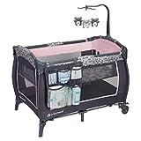 Baby Trend E Nursery Center, Starlight Pink