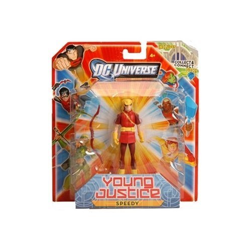 DC Universe Young Justice Speedy Figure