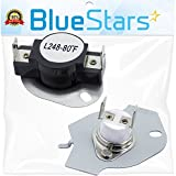 279769 Dryer Thermal Cut-Off Kit Replacement part by Blue Stars - Exact Fit for Whirlpool & Kenmore dryers - Replaces 3389946, 3398671, 3977394, 695563, ap3094224, 3390291