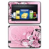 "Kindle Fire HD 8.9"" Skin Kit/Decal - Her Abstraction"