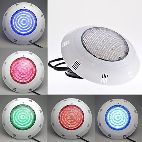 7 Color Changing Underwater Swimming Pool Light Lamp for ...