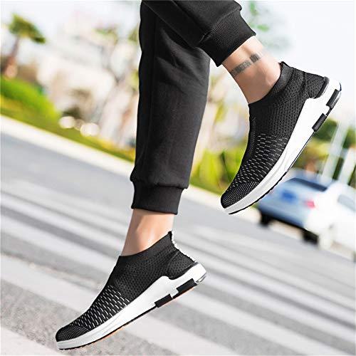 Corsa Fitness Mesh Sport Sneakers Leggero Respirabile Uomo Scarpe Da Nero Casual Ginnastica Running All'aperto Donna 0vqxwSp4
