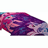 Hasbro My Little Pony The Stars are Out 64 by 86-Inch Comforter, Twin