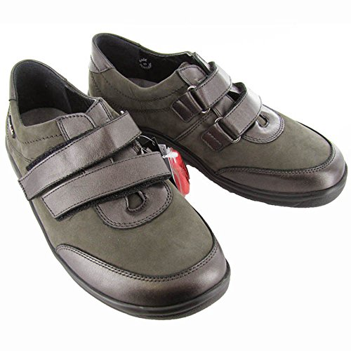 Mephisto Mobils Womens Weike Sneaker Shoe Pewter G7cP1PcfGP