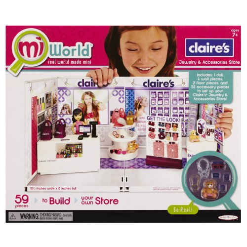 Miworld Deluxe Claires Jewelry And Accessories Store