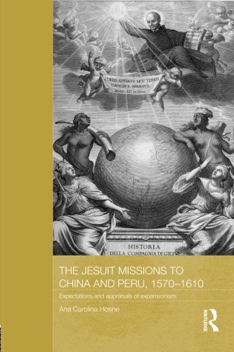 (The Jesuit Missions to China and Peru, 1570-1610)