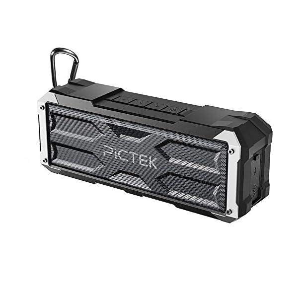PICTEK Altavoz Bluetooth