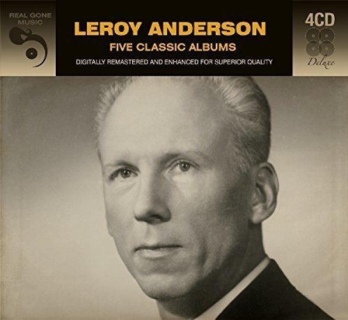 5 Classic Albums-Leroy Anderson