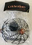 Spooky Spider Web Tea Light Candle Holder