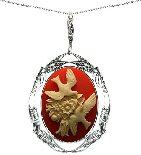 Cameo Gold Plated - 8