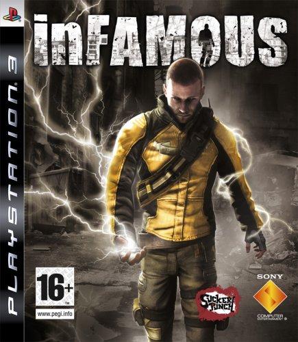 inFamous (PS3)B00260GS1M