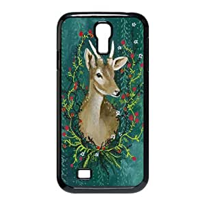 CHENGUOHONG Phone CaseAnimal Deer For SamSung Galaxy S4 Case -PATTERN-13