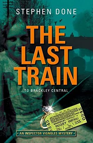 book cover of The Last Train to Brackley Central