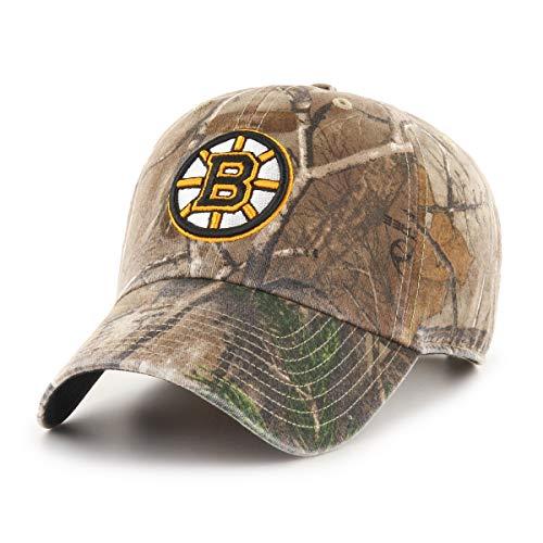 585db8c855cfb Boston Bruins Camouflage Caps