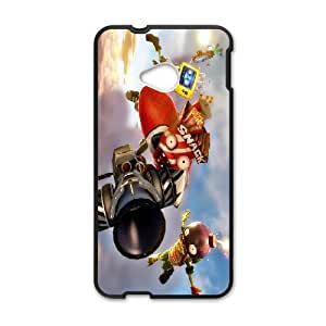 DIY Printed Plants vs. Zombies hard plastic case skin cover For HTC One M7 SNQ522292