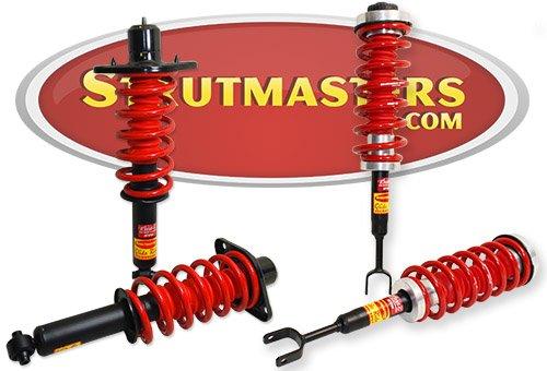 Strutmasters 4 Wheel Air Suspension Conversion Kit for 2000-2005 Audi (C5) Allroad Quattro