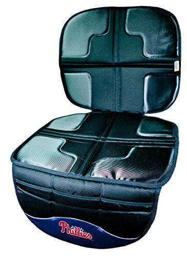 (MLB Philadelphia Phillies Seat Protector, One Size, Black)