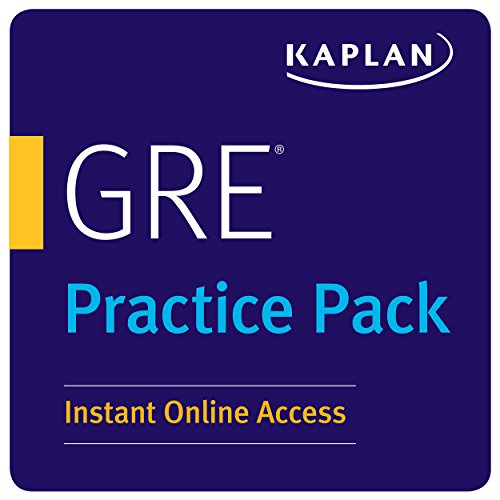 GRE Practice Pack
