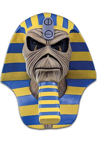 IRON MAIDEN EDDIE - POWERSLAVE COVER MASK ()