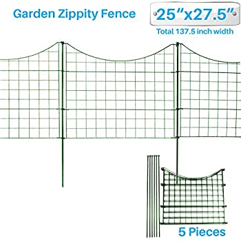 Amazon Com Wambam Fence Wf29001 Zippity Garden Fence