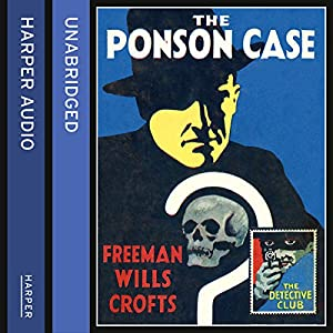 The Ponson Case Audiobook